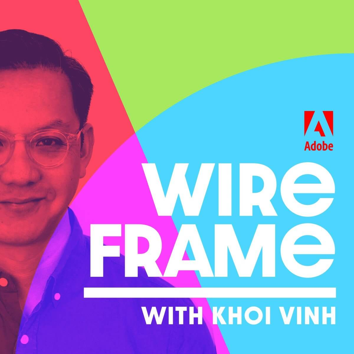 Wireframe with KHOI VINH